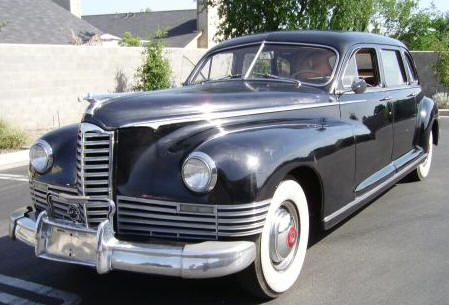 1946 Packard