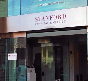 Stanford Hospital Main Entrance
